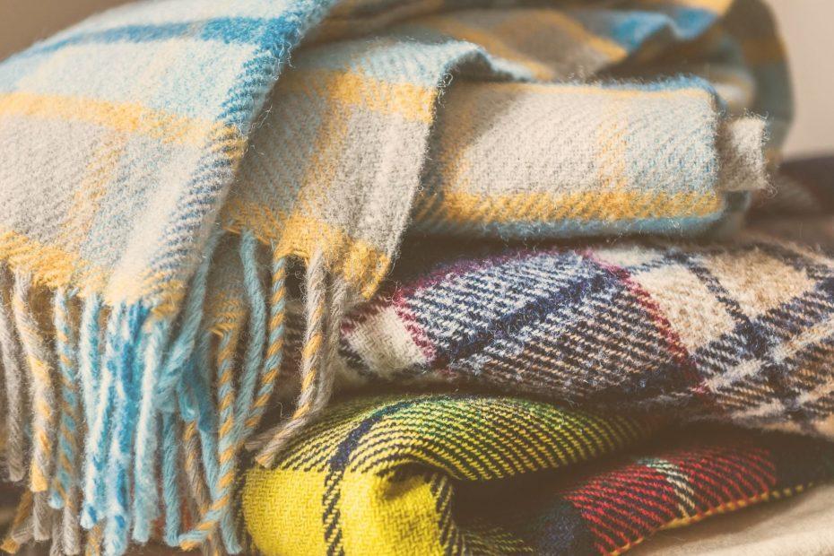 wash wool blanket