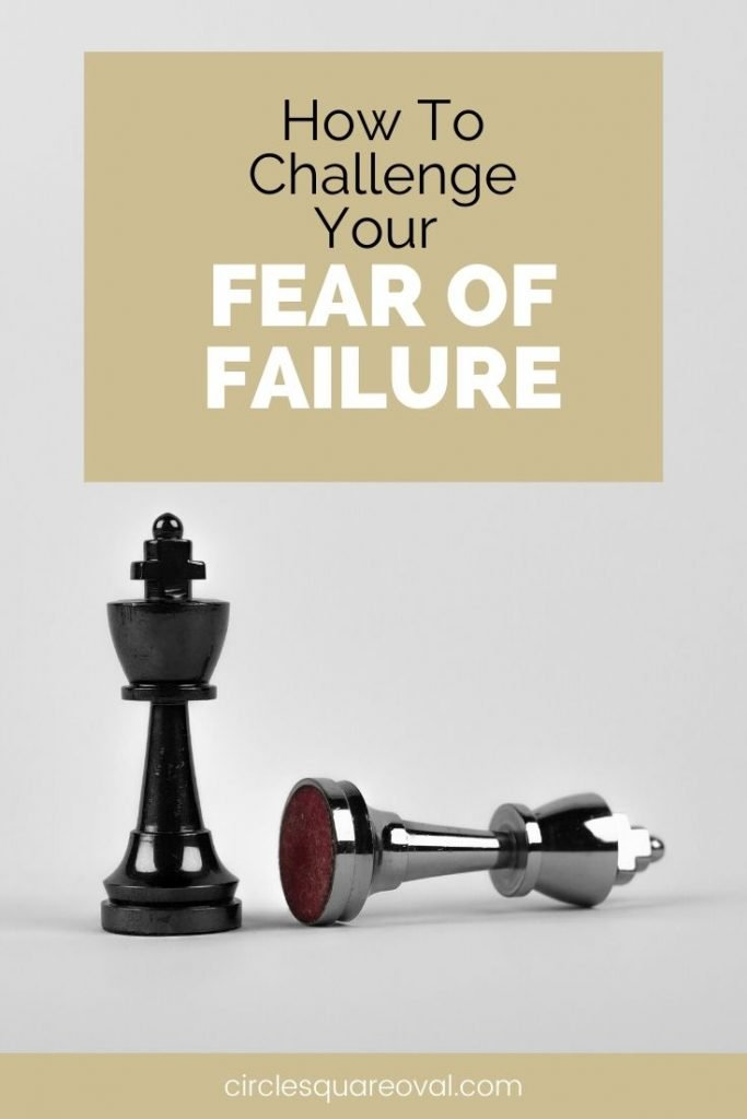 Challenge Your fear of Failure by doing something hard