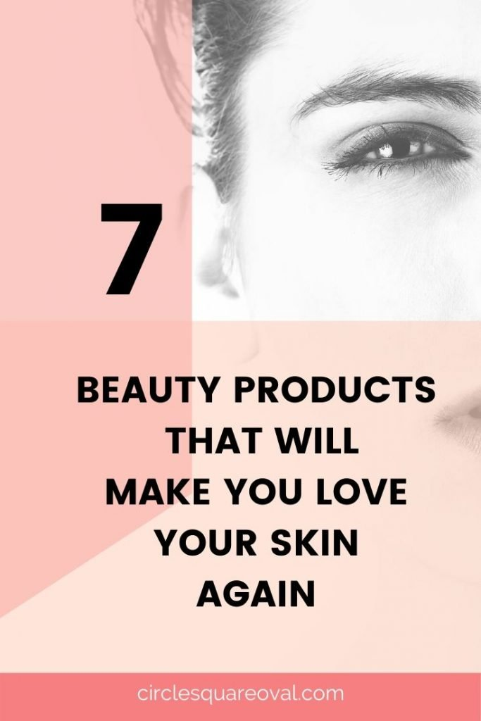 personal care products for mature skin