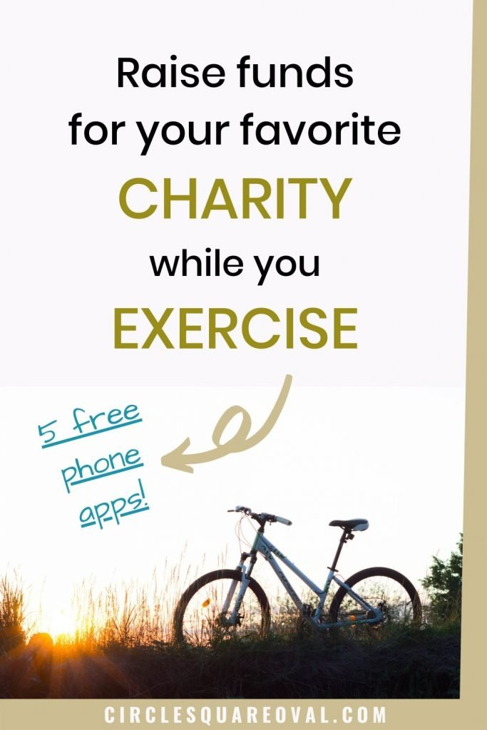 raise funds for charity while you exercise