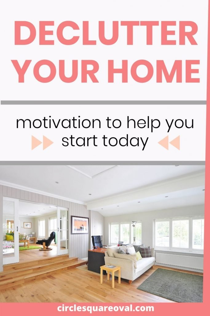 motivation to declutter