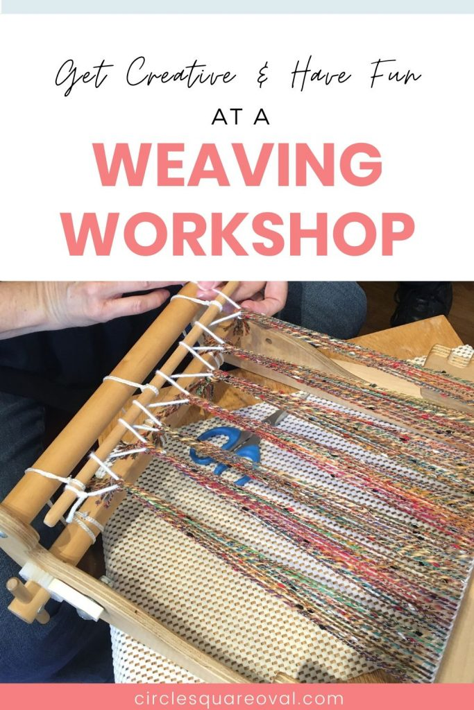 weaving workshop