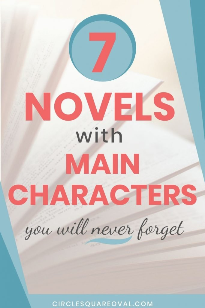 novels with unforgettable characters