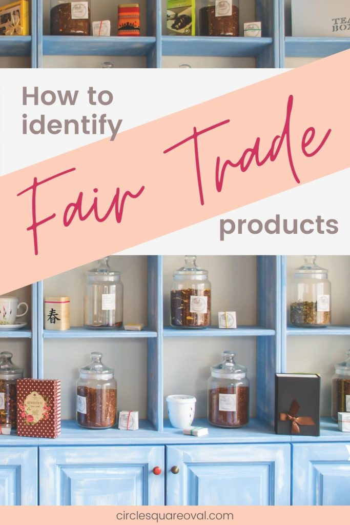 How to identify fair trade products
