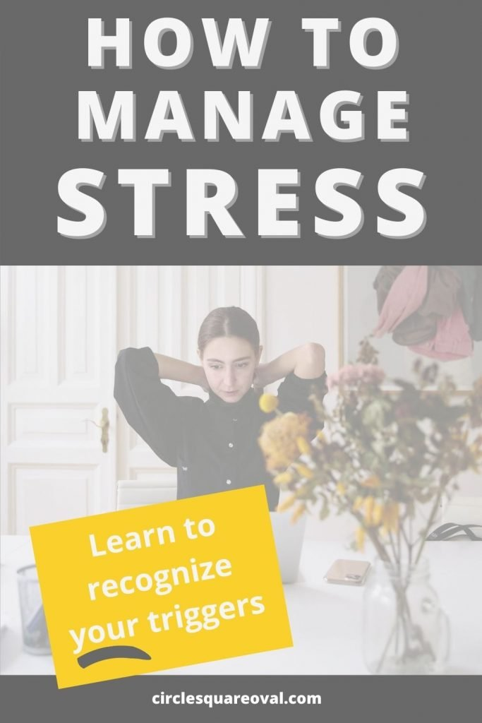 recognize and respond to stress