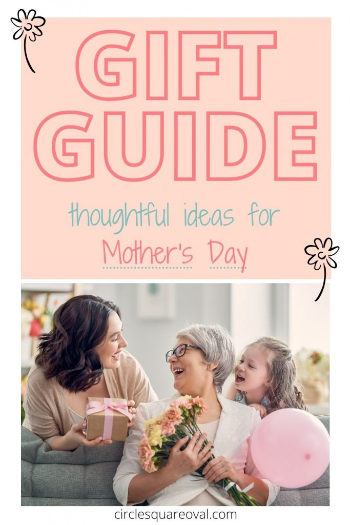 3 generations of women celebrating mothers day, gift guide for mother's day