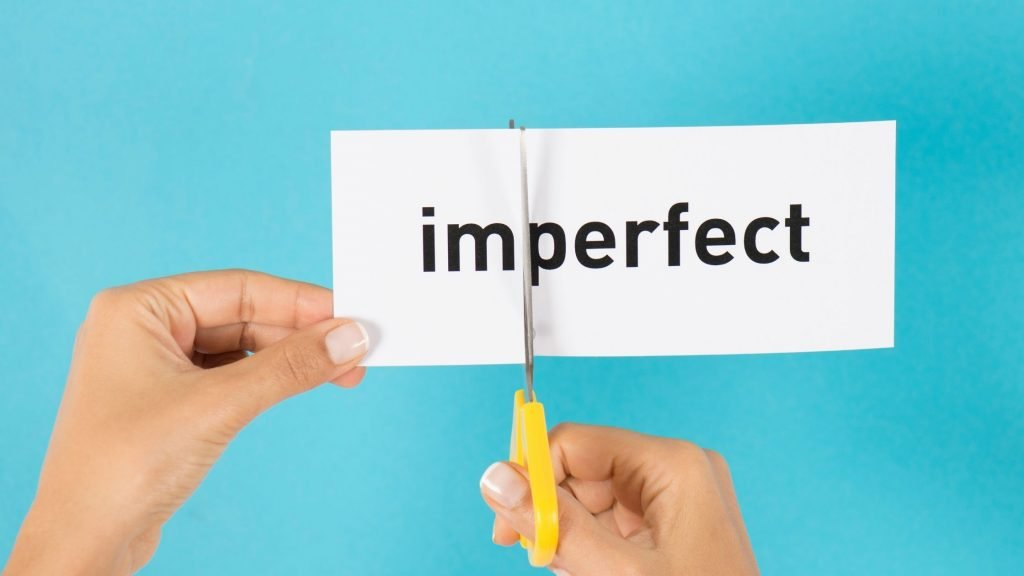 accept your imperfections