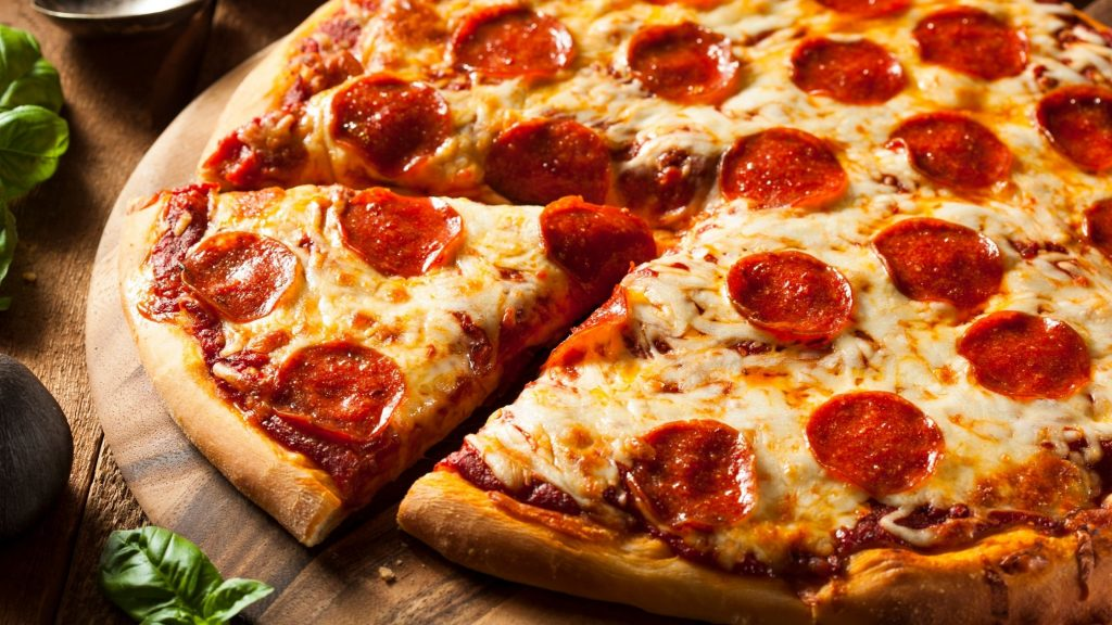pizza, things to buy at Costco