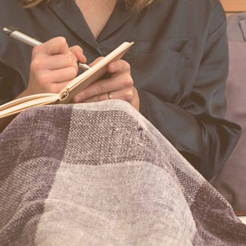 journaling at Bedtime feture image