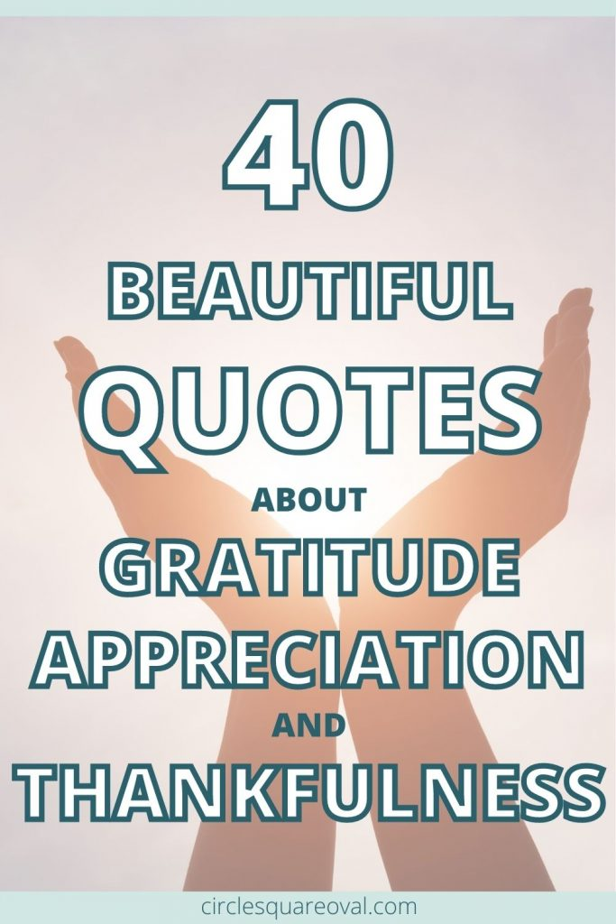 two hands creating a dove image against a sunset background, quotes about gratitude, appreciation, and thankfulness