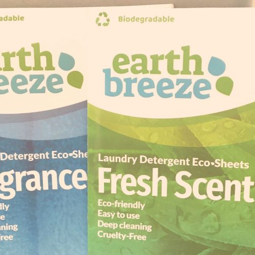 Earth Breeze Detergent Sheets feature image