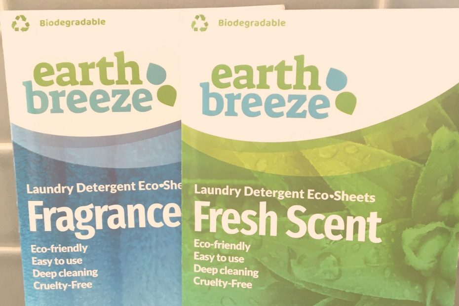 earth breeze detergent sheets