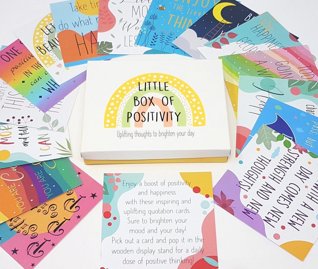 Little Box of Positivity product